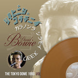David Bowie, THE TOKYO DOME 1990 VOLUME ONE, Limited Edition Coloured Vinyl