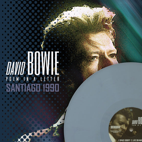 David Bowie, POEM IN A LETTER, Limited Edition Coloured Vinyl, Numbered