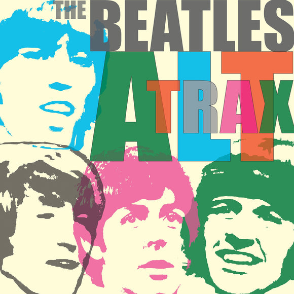 The Beatles, ALT TRAX, Limited Edition Coloured Vinyl
