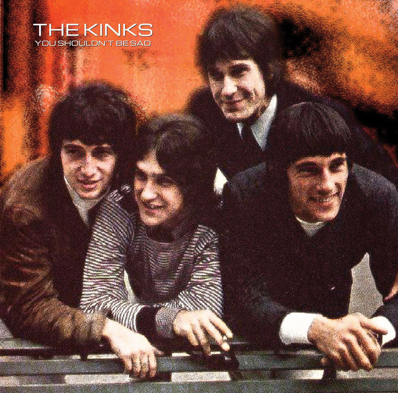 The Kinks, YOU SHOULDN'T BE SAD, Pacific Blue Vinyl