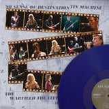 David Bowie Tin Machine, NO SENSE OF DESTINATION, Limited Edition Blue Vinyl, Numbered