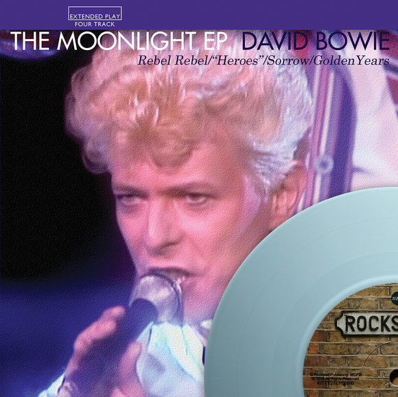 David Bowie, THE MOONLIGHT EP, Limited Edition 7