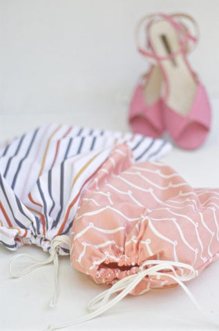 diy shoe bags free sewing patterns