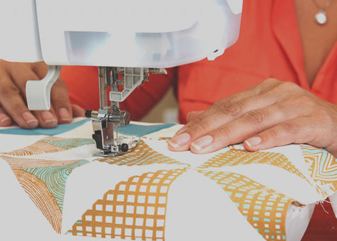 quilting with a baby lock sewing machine