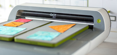 AccuQuilt Go Fabric Cutting System