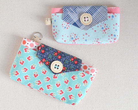 Phoebe Phone & ID Case by Clover and Violet