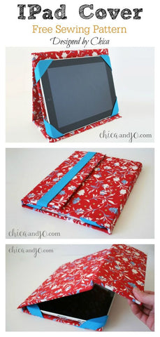 free sewing tutorial ipad cover