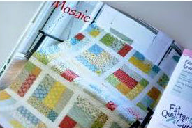 this book is a shop favorite for new quilters!