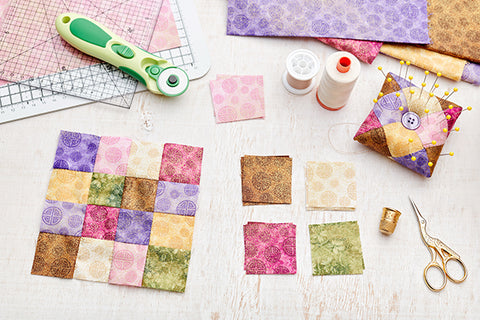 beginning quilting supplies