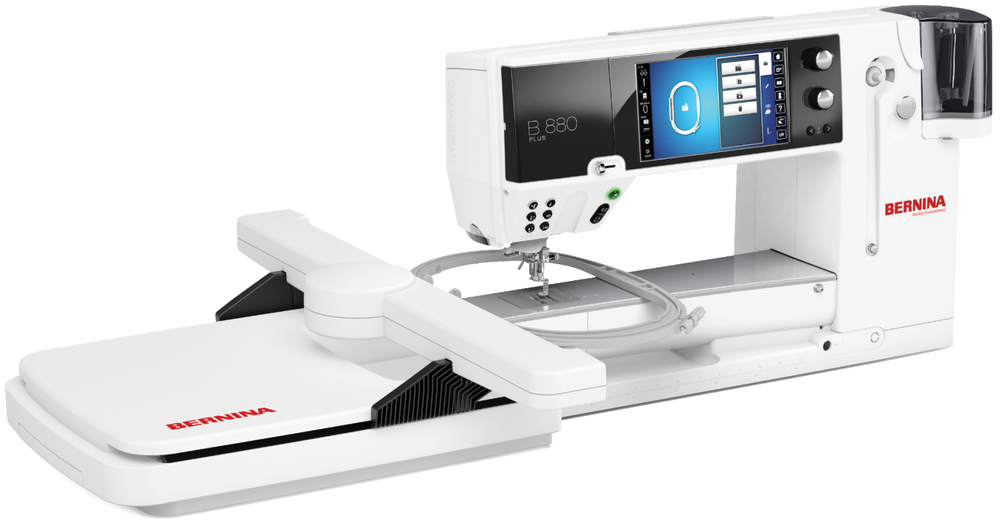 BERNINA 880 PLUS Sewing and Embroidery
