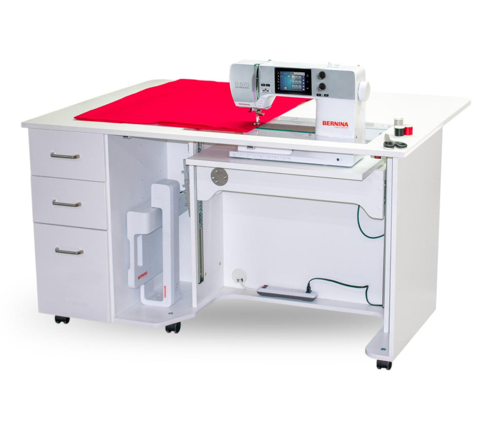 BERNINA Sewing Studio by Horn Cabinets