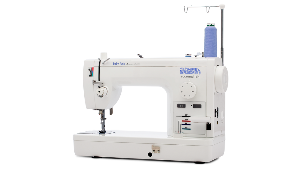 Baby Lock Accomplish Straight Stitch Industrial Sewing Machine