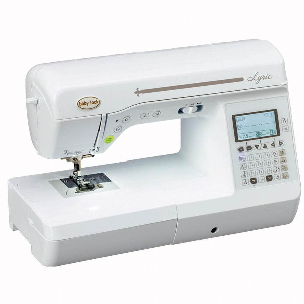 Baby Lock Lyric Sewing Machine