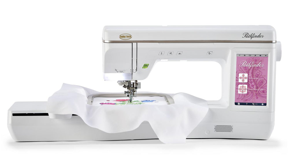 Baby Lock Pathfinder Embroidery Only Machine
