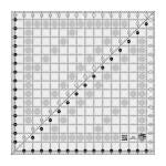 "Creative Grid 16-1/2"" Square"