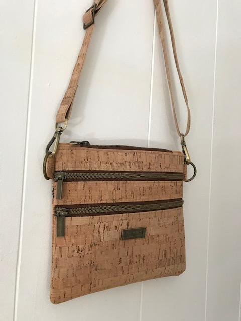Zippy Crossbody Bag