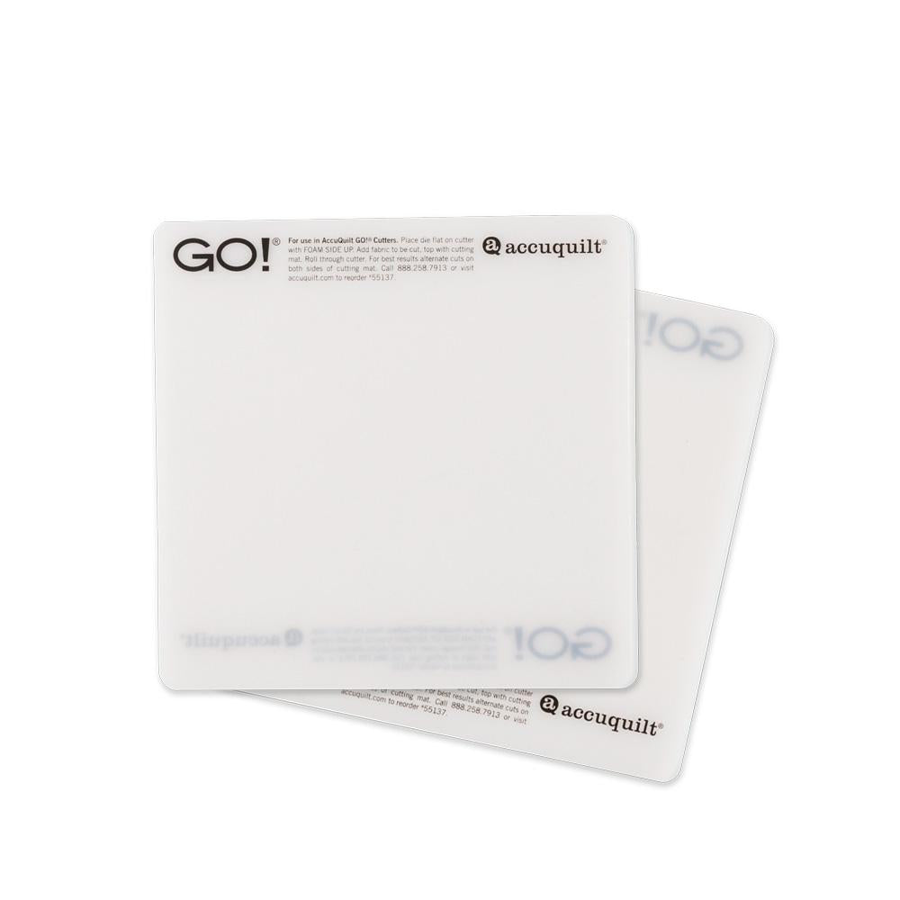 GO Cutting Mat 6x6 2-pack