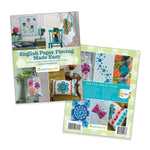 GO! Qube® English Paper Piecing Made Easy Pattern Book