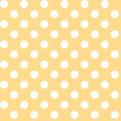 Kimberbell Yellow w/White Dots