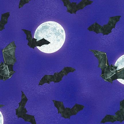 Raven Moon Gumdrop Bat/Moon