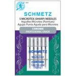 Schmetz Chrome Microtex 70/10