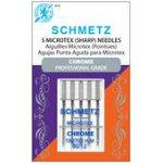 Schmetz Chrome Microtex 80/12