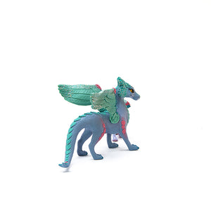 Children_of_the_Wild-Australia Schleich Blossom Dragon Mother and Child Set 70592