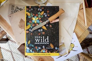 Your Wild Imagination Nature Book