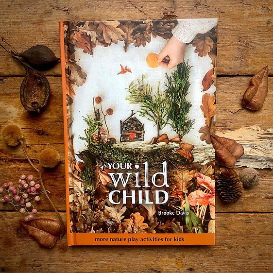 Your Wild Child Nature Book