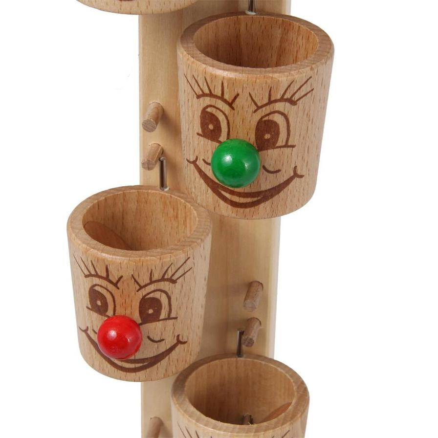 Beck Roller Cups with Faces