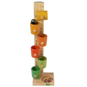Beck Roller Cups in Rainbow