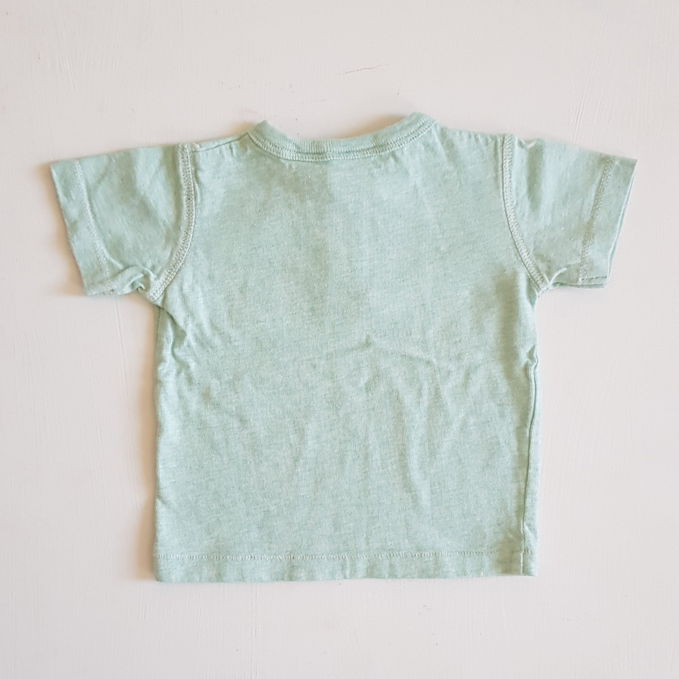 THRIFT Seed Heritage Baby - Pale Green shirt Size 000