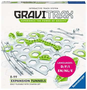 Gravitrax Expansion Tunnel Set - 276233