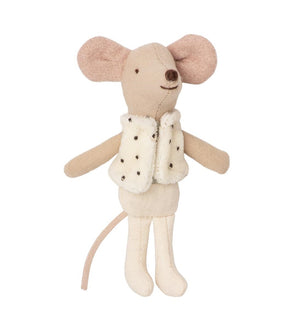 Maileg Dancer Mouse Little Brother in Box