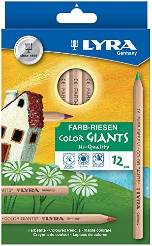 Children_of_the_Wild-Australia Lyra Colour Giants Natural 12 Assorted + Gold and Silver