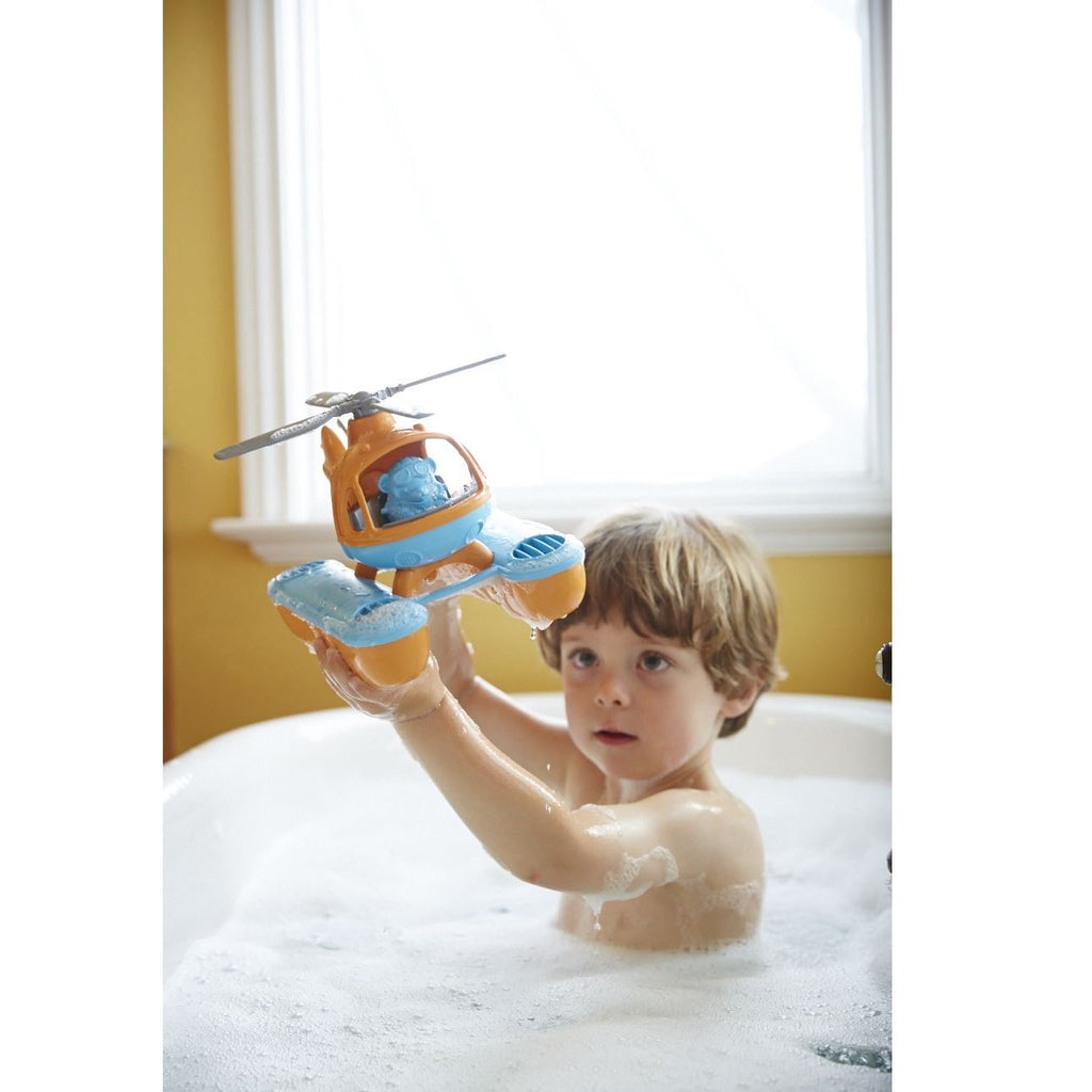 Green Toys Seacopter - Bath and Pool Toy