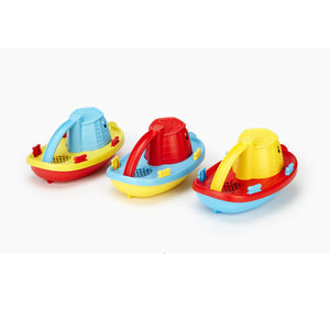 Green Toys Tug Boat - Bath and Pool Toy