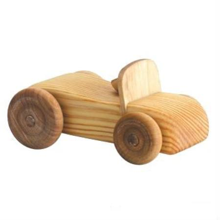 Debresk - Small Wooden Sports Car