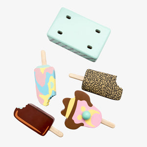 Make Me Iconic Australian Wooden Ice Creams Toy