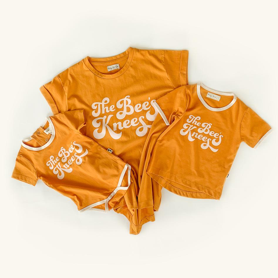 Lacey Lane - The Bees Knees Romper