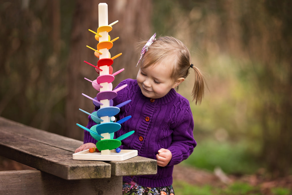 Children_of_the_Wild_Australia Magic Wood Marble Tree - Medium