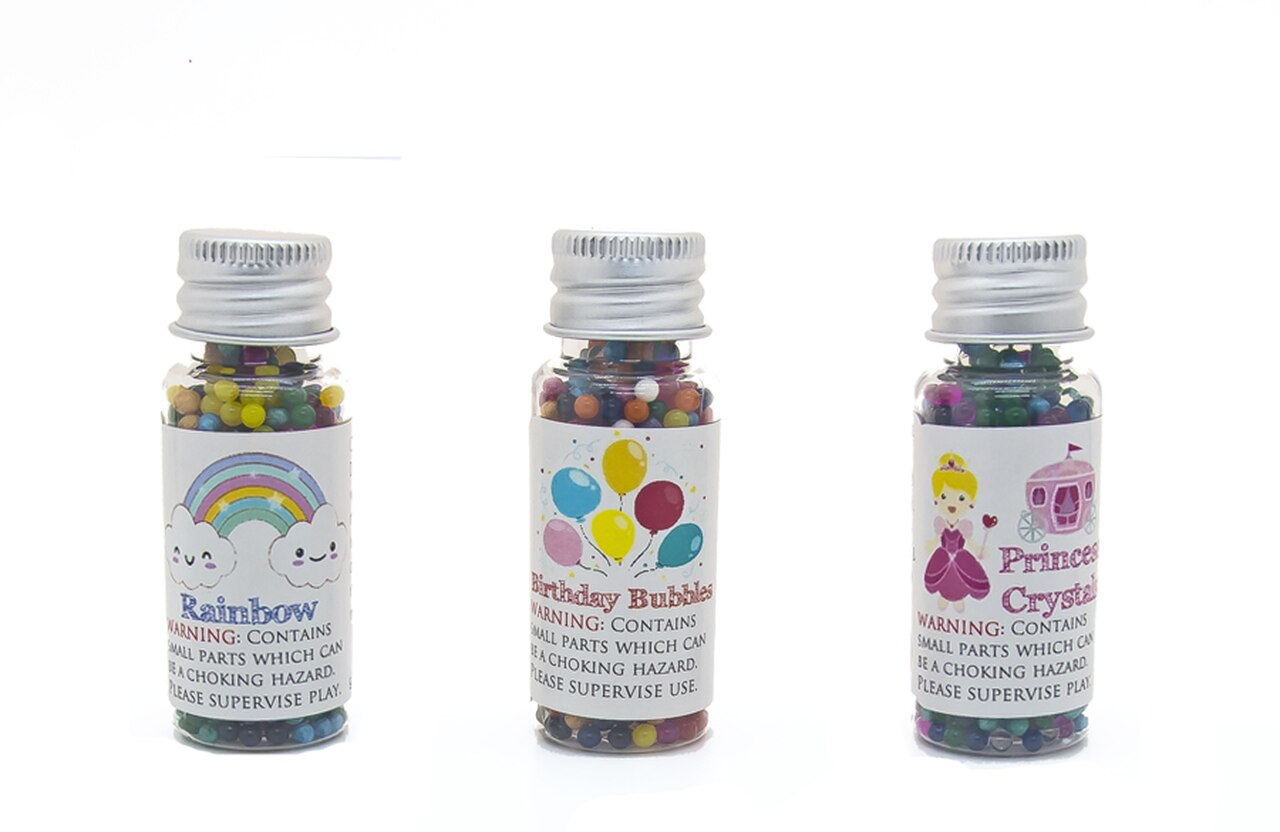 Huckleberry Sensory Water Marbles - Birthday