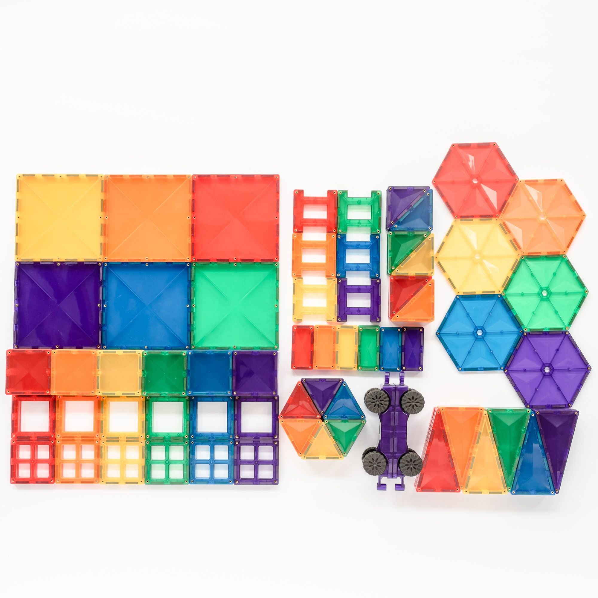 Children_of_the_Wild-Australia Connetix 212 piece Magnetic Tile Mega Pack