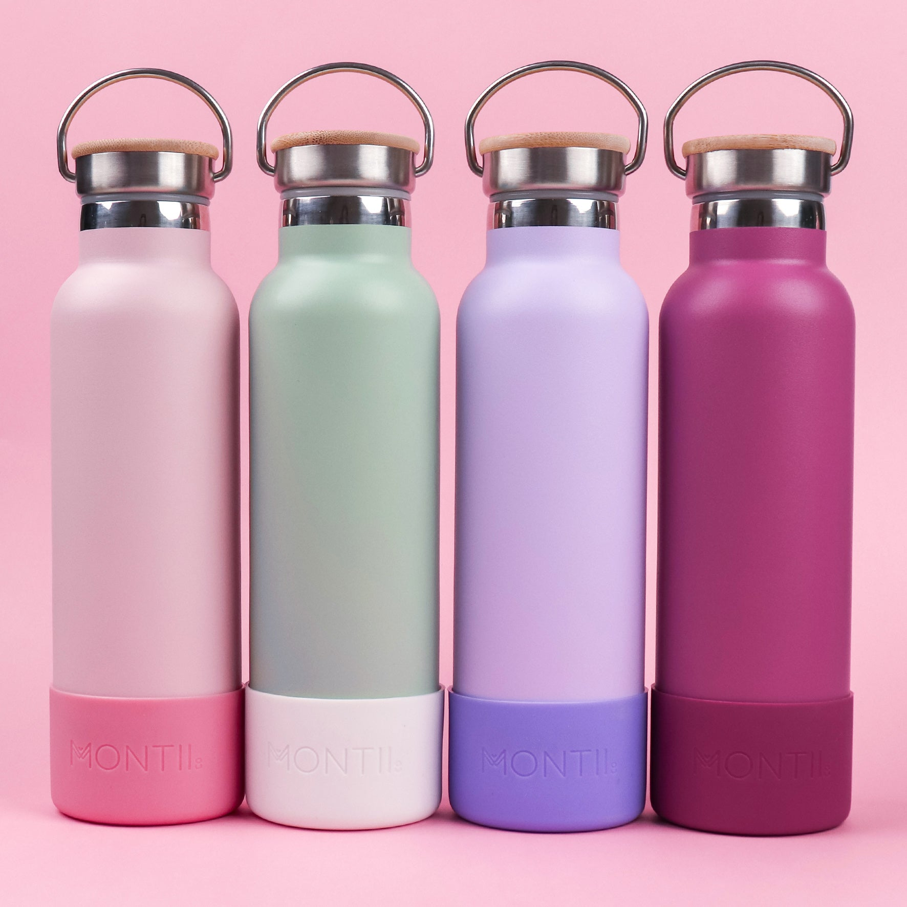 Montii Co Original Drink Bottle - Lavendar