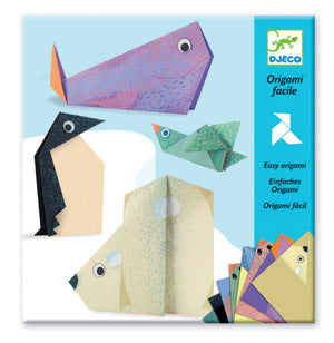 Children_of_the_Wild-Australia Djeco - Polar Animals Origami