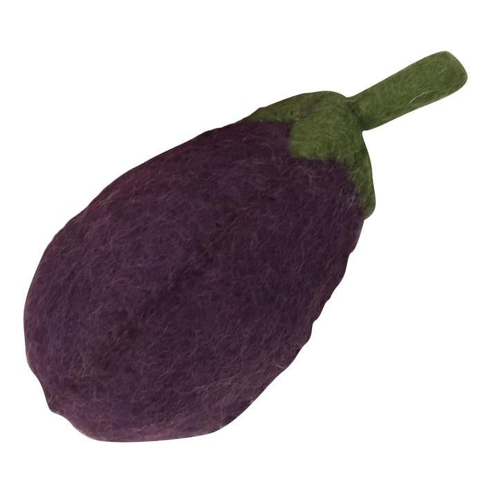 Papoose Fair Trade Eggplant Toy