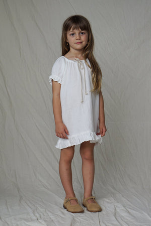 House of Paloma Gaia Dress ~ Cloud