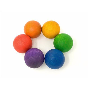 Grapat Balls Colour - 6 pieces