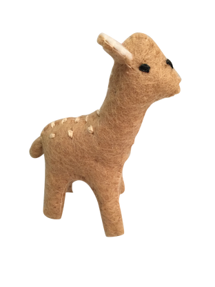Papoose Fair Trade Fawn Toy