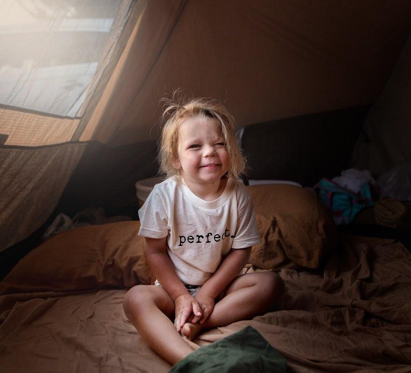 Tenth and Pine Organic Perfect Kids Tee